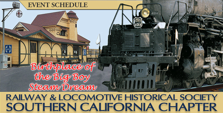 An image for the Railway And Locomotive Historical Society.