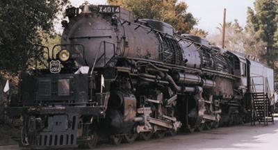 RailGiants Train Museum | Union Pacific Big Boy #4014